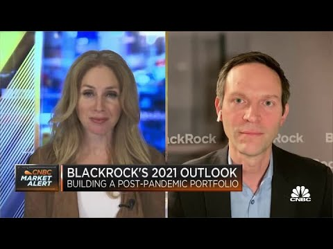 Here's how BlackRock recommends investors navigate the markets in 2021