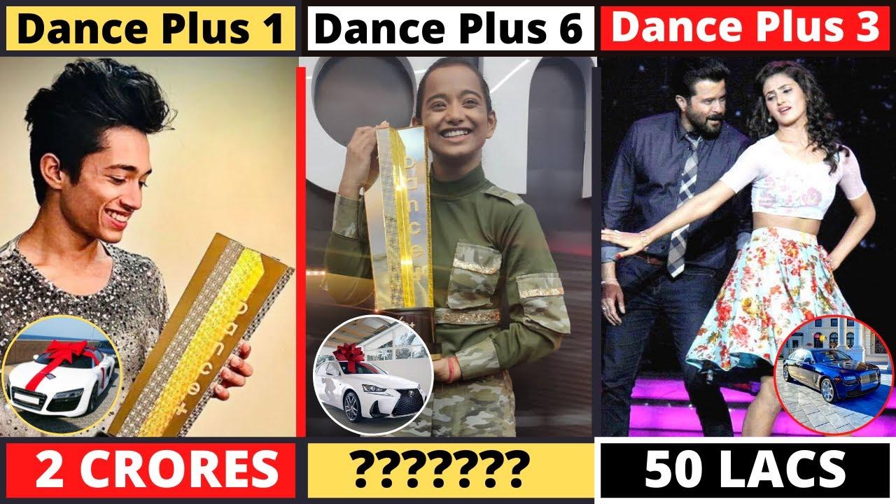 New List Of All Season Winners Of Dance Plus Reality Show