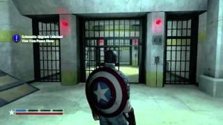 Captain America: Super Soldier Walkthrough - Part 2 [Chapter 6] - Let