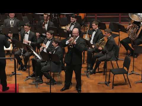 UMich Symphony Band - James Stephenson - The Storyteller (2013)
