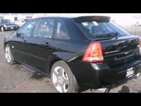 2006 Chevrolet Malibu Maxx Ss Youtube