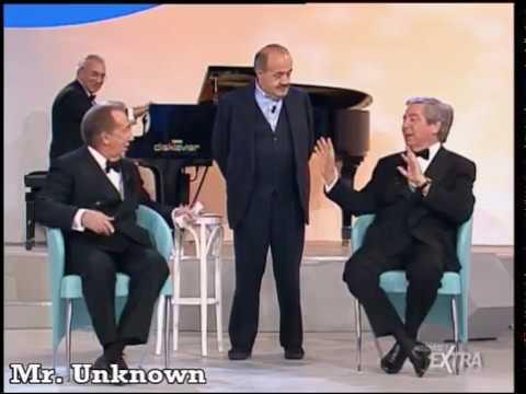 (1998) Corrado, Bongiorno e Vianello.