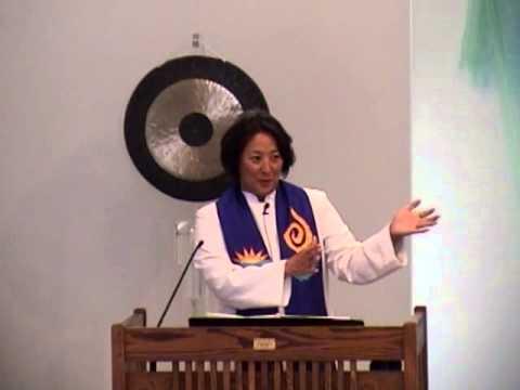 Unitarian Universalism: More than Polyreligious - Sermon: Rev. Jennifer Ryu - June 14, 2015
