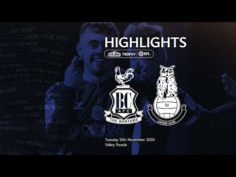 Bradford Oldham Goals And Highlights