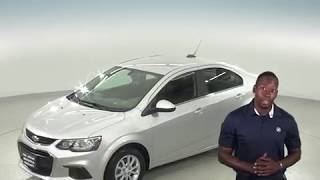 R96399TR - Used, 2017, Chevrolet Sonic, LT, Sedan, Silver, Test Drive, Review, For Sale -