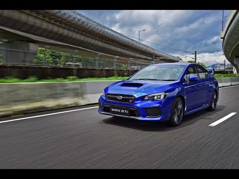 MENCLUB AUTO—「快.狠.定」 Subaru WRX STI