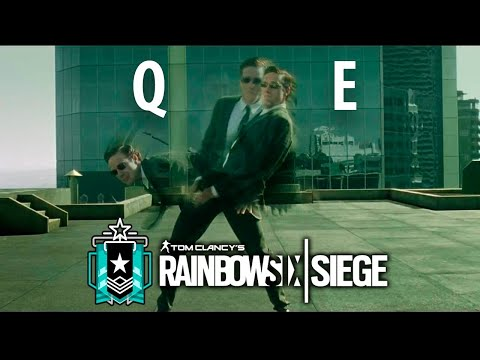 [Гайд] Rainbow Six Siege - Наклоны / Q и E (2020)