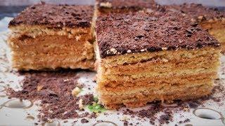 """Армянский торт """"Микадо"""" - обалденный торт -Ани Кухня!"""