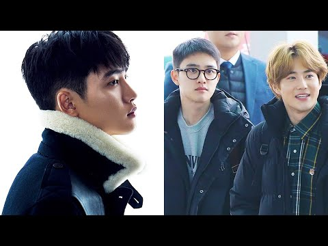 D.O was Asked Why He Doesn`t Seem Like He has Any Intention of Separating His Idol-Self in His Actin