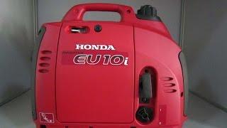 Хонда/Honda EU10I однофазный бензиновый инверторный генератор(, 2016-04-19T11:00:03.000Z)