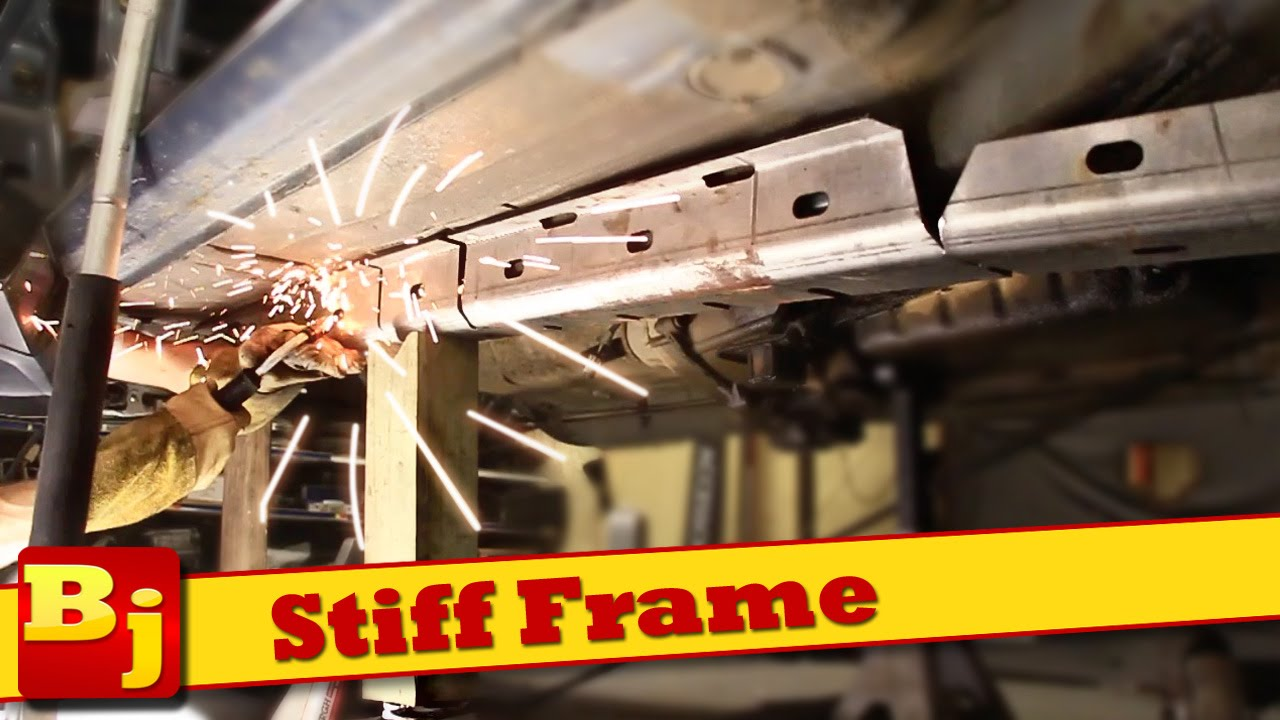 medium resolution of stiffen your xj frame