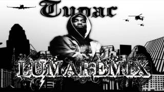 2pac Ft Xzibit Started This Gangsta Shit (LumaRemix)