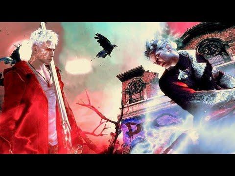 DmC: Devil May Cry - Final Boss, Dante vs Vergil Ending |