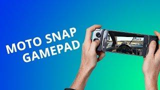 Moto Snap Gamepad: transforme seu Moto Z em uma espécie de Switch