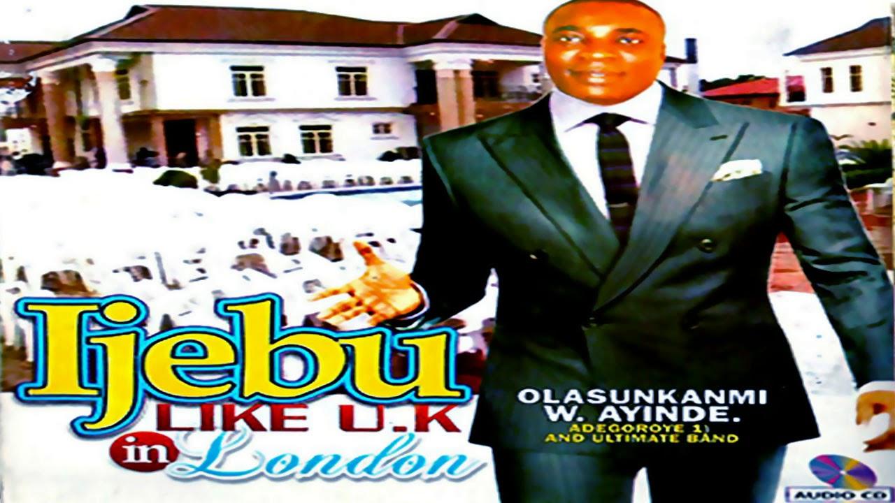 Download K1 DE ULTIMATE - ijebu like u.k in london (AUDIO) - 2019 Yoruba Fuji Music New Release this week 😍