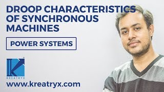 Droop Characteristics of Synchronous Machines | GATE (EE) | Power Systems