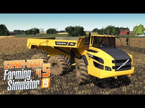 Вечерний стрим County Lane - ч5 Farming Simulator 19