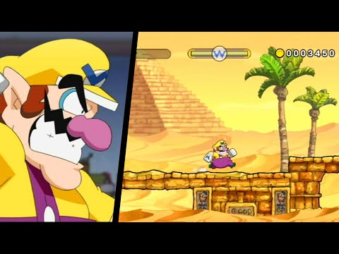Wario Land: The Shake Dimension ... (Wii)