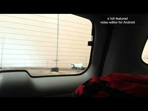 Angin Puting Beliun from Madinah to Jeddah