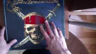 "Обзор на книгу ""Пираты Карибского Моря"""