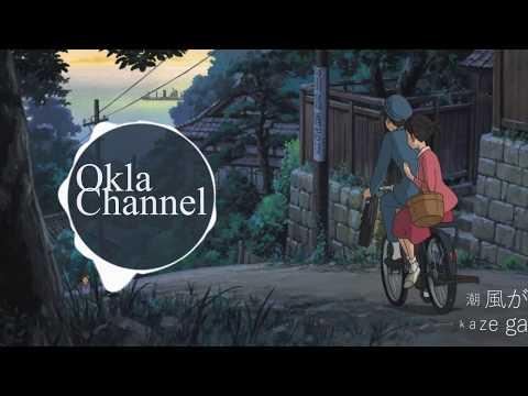 [NIGHTCORE] Teshima Aoi - Ai wo Komete Umi + Lyrics