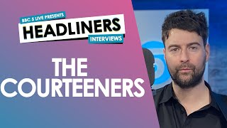 Courteeners: Man United, Eminem's lyrics and new album 'More. Again. Forever'