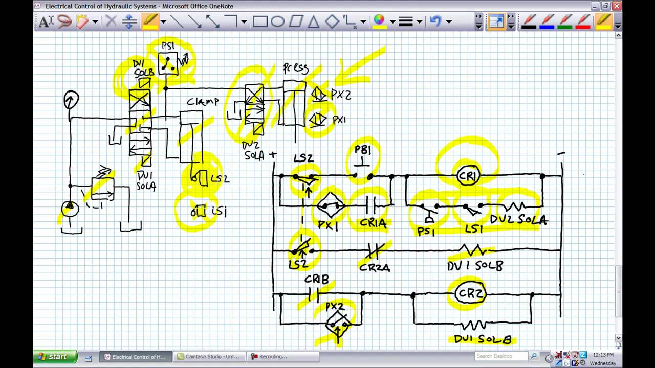 Troubleshooting Electrically Controlled Hydraulic Systems