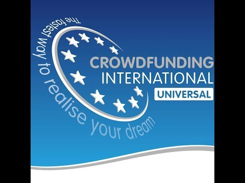 Crowfunding International Porteur de projet à 50€ CFI Universal