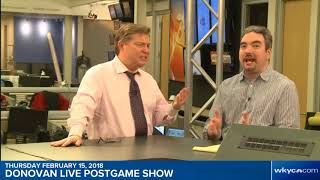 Is A.J. McCarron coming to the Browns: Donovan Live Postgame Show
