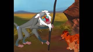 El rey león 4  príncipe kopa partes 1 , 2 y 3