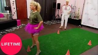 Kim of Queens: Kim Puts Gracie Through High Heel Drills (S2, E3) | Lifetime