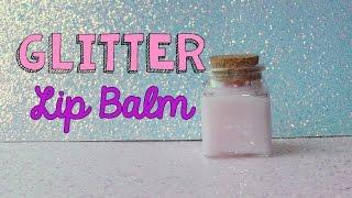 DIY Glitter Lip Balm Thumbnail