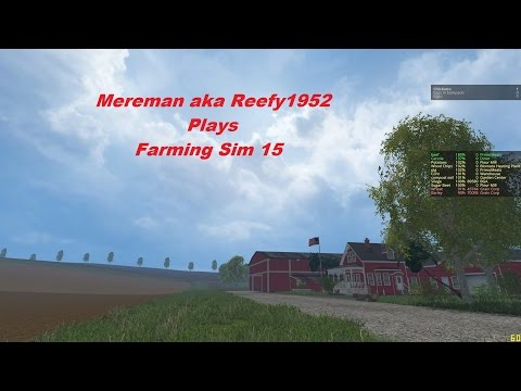 Farming Sim 15 Old Ridge ep9