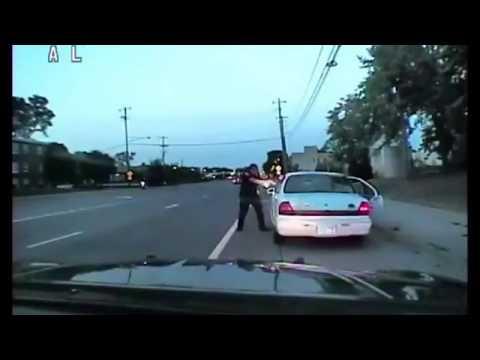 Philando Castile Dashcam (Warning: Graphic Violent Content, Viewer Discretion Advised)