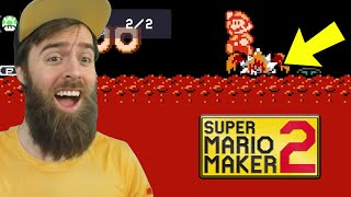 This Run is UNSTOPPABLE! // ENDLESS SUPER EXPERT [#68] [SUPER MARIO MAKER 2]