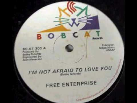 Free Enterprise - I'm not afraid to love you