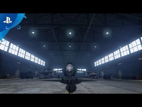 Ace Combat 7: Skies Unknown – Paris Games Week VR Trailer | PS4, PS VR