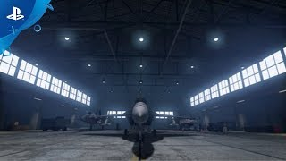 Ace Combat 7 Skies Unknown - Paris Games Week VR Trailer