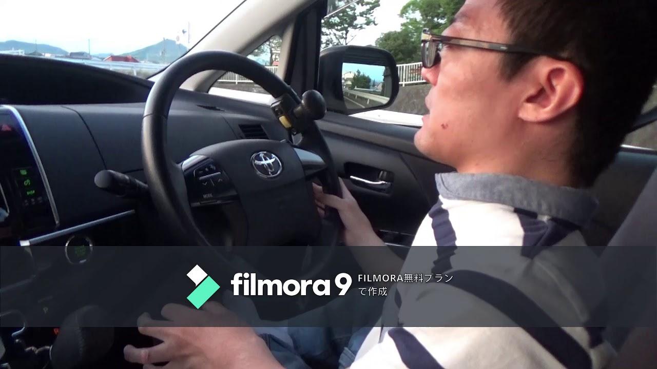 【障害者動画】#3 障害者が車を運転するぞ!
