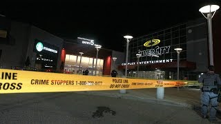 One injured in Crossiron Mills shooting