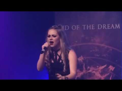 End Of The Dream - Wakeless live @ FemMe Metal Event (Effenaar) - 2016 HD