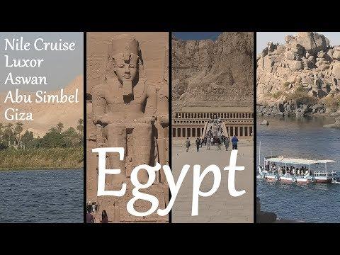 EGYPT: Nile Cruise & Ancient Monuments (Luxor, Aswan, Giza)