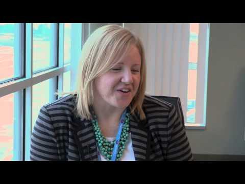 Aviation Managment grad Laura Keenan