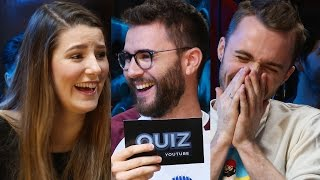 LE QUIZ YOUTUBE