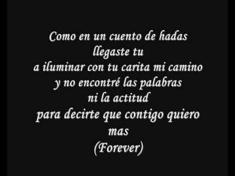 Mas (LETRA) - Rakim y Ken-y (Forever 2010)