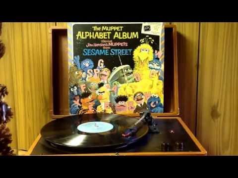 The Muppet Alphabet Album.....side 2