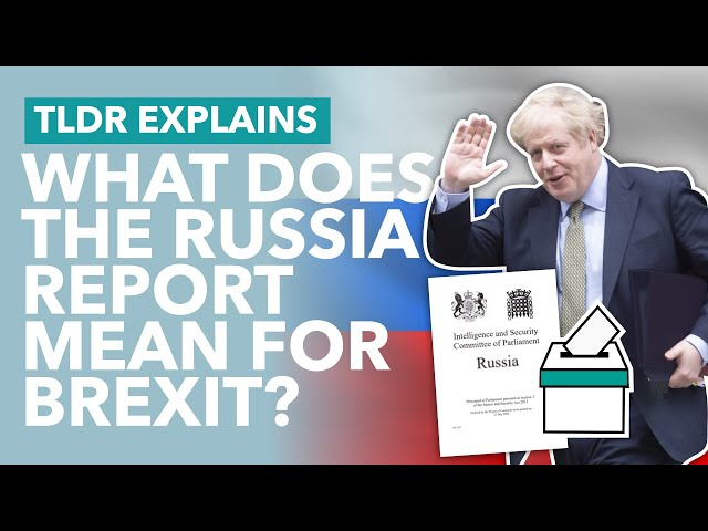 The Russia Report Explained: Did Russia Hack the Brexit Referendum? - TLDR News