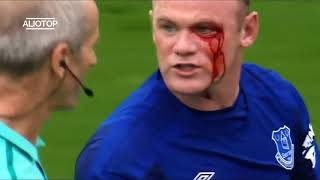 Top Blood on soccer