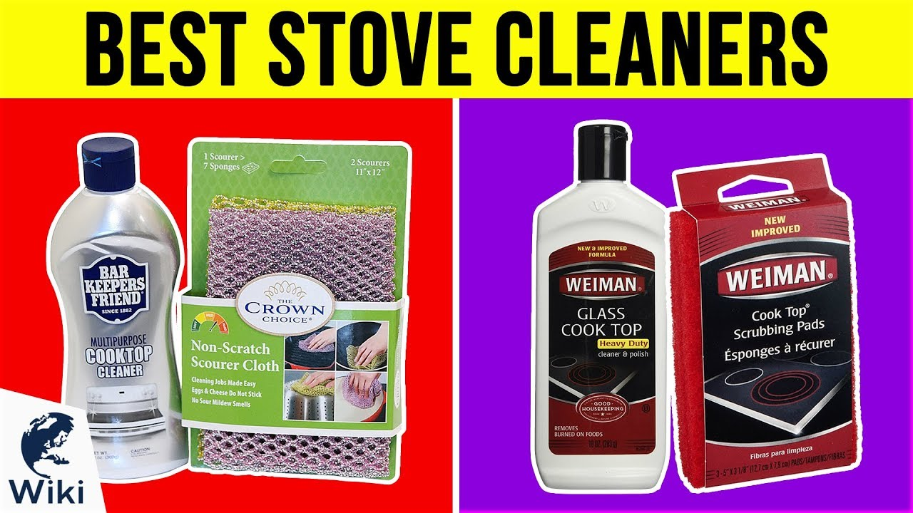 Top 10 Stove Cleaners Of 2019 Video