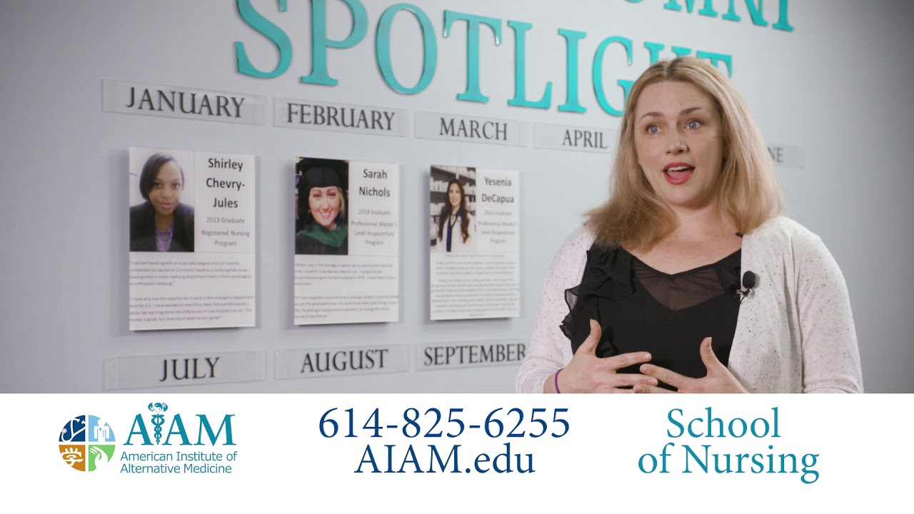 Nursing Degree Programs - American Institute of Alternative Medicine